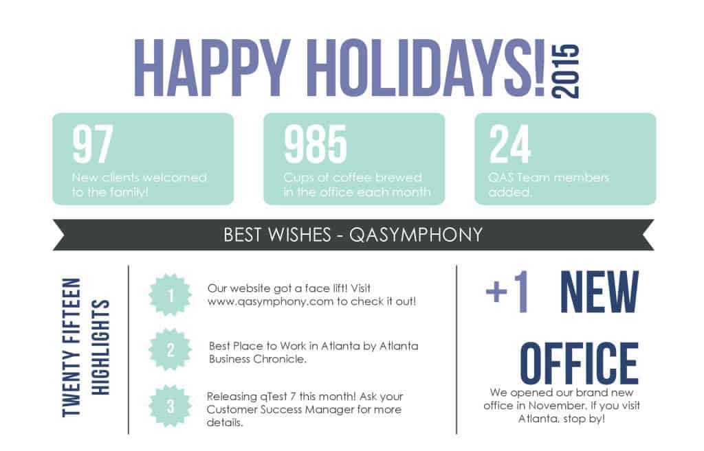 QASymphony 2016 Holiday Card 2