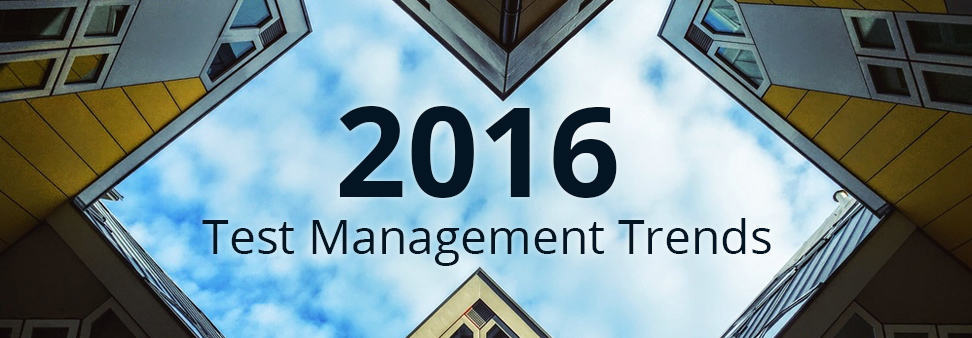 2016 Test Management