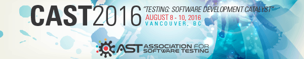 CAST 2016 - Software Testing Conference