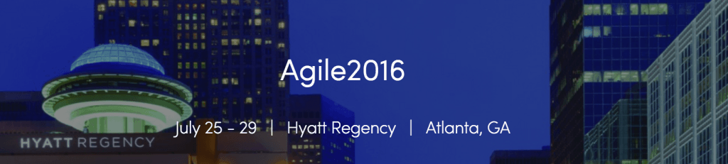 Agile 2016 Software Testing Conference