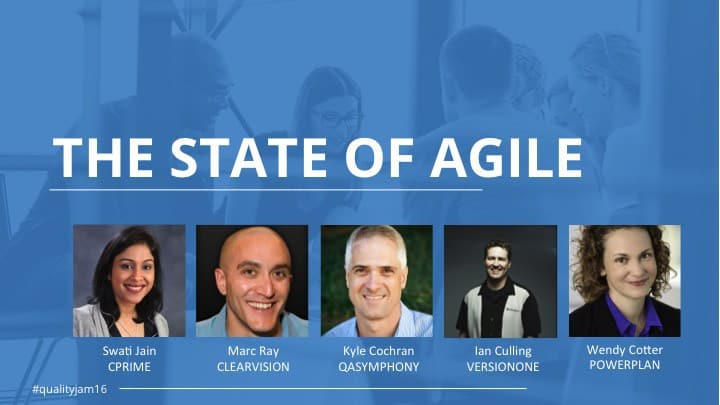The State of Agile Panel