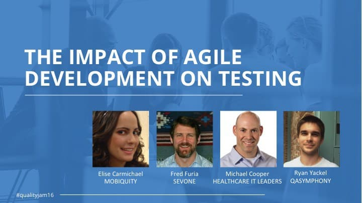 Agile DevelopmentTesting Panel