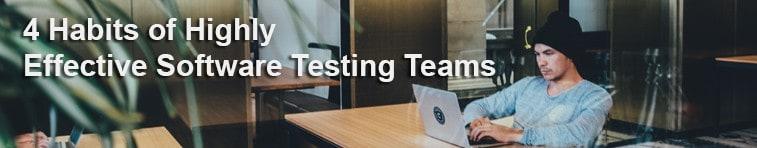 software testing teams